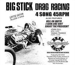 BIG STICK - DRAG RACING