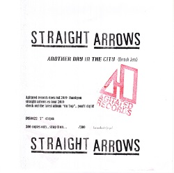 STRAIGHT ARROWS - ANOTHER DAY IN THE CITY