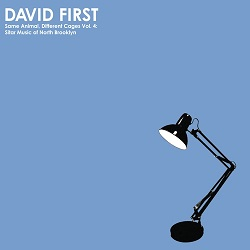 DAVID FIRST - SAME ANIMAL, DIFFERENT CAGES VOL: 4 SITAR MUSIC OF NORTH BROOKLYN