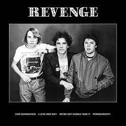 THE REVENGE - FOUR SONG 12
