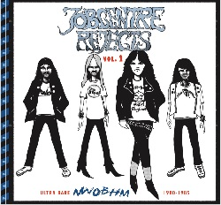 VARIOUS - JOBCENTRE REJECTS VOL:2 ULTRA RARE NWOBHM 80-85