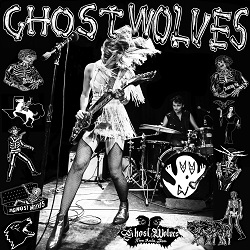 GHOST WOLVES - CROOKED COP