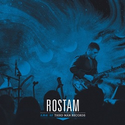 ROSTAM - LIVE AT THIRD MAN RECORDS
