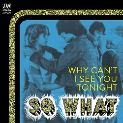 SO WHAT - WHY CAN'T I SEE YOU TONIGHT