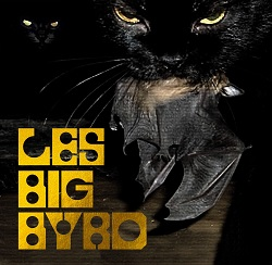 LES BIG BYRD - ROOFIED ANGELS EP