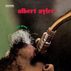 ALBERT AYLER - NEW GRASS