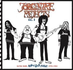 VARIOUS - JOBCENTRE REJECTS VOL:3 ULTRA RARE NWOBHM 78-83