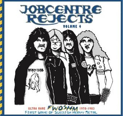 VARIOUS - JOBCENTRE REJECTS VOL:4 FWOSHM