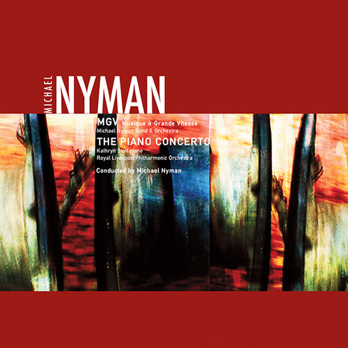 MICHAEL NYMAN - MGV THE PIANO CONCERTO