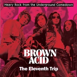 VARIOUS - BROWN ACID: THE ELEVENTH TRIP