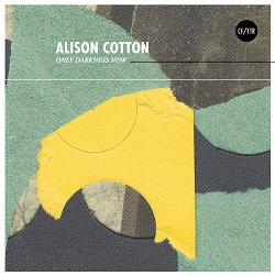 ALISON COTTON - ONLY DARKNESS NOW