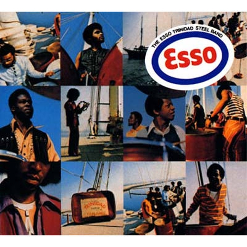 ESSO TRINIDAD STEEL BAND - VAN DYKE PARK PRESENTS