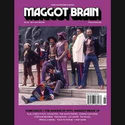 VARIOUS - MAGGOT BRAIN (ISSUE #3)
