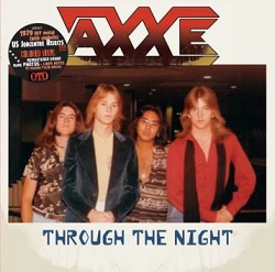 AXXE - THROUGH THE NIGHT