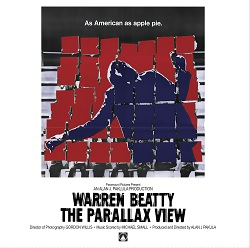 MICHAEL SMALL - OST: THE PARALLAX VIEW