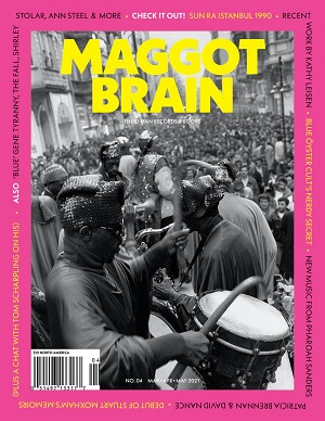 VARIOUS - MAGGOT BRAIN (ISSUE #4)