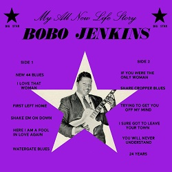 BOBO JENKINS - MY ALL NEW LIFE STORY