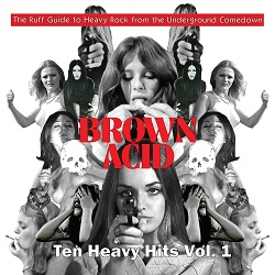 VARIOUS - BROWN ACID: TEN HEAVY HITS VOL: 1