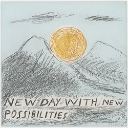 SONNY AND THE SUNSETS - NEW DAY WITH NEW POSSIBILITIES