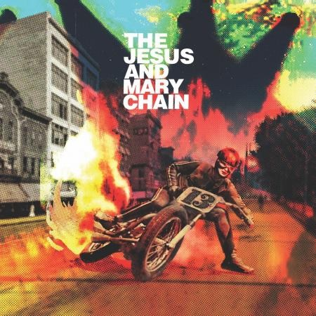 THE JESUS AND MARY CHAIN - LIVE AT THE FOX THEATRE IN DETROIT