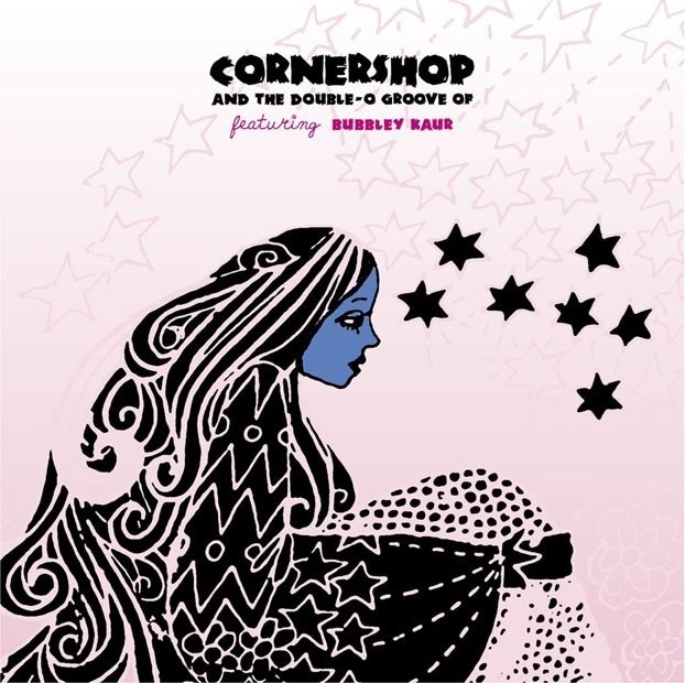 CORNERSHOP FEAT. BUBBLEY KAUR - CORNERSHOP AND THE DOUBLE O GROOVE OF