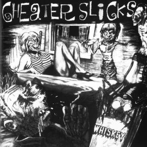 CHEATER SLICKS - WHISKEY
