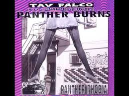 TAV FALCO & THE UNAPPROACHABLE PANTHER BURNS - PANTHER PHOBIA
