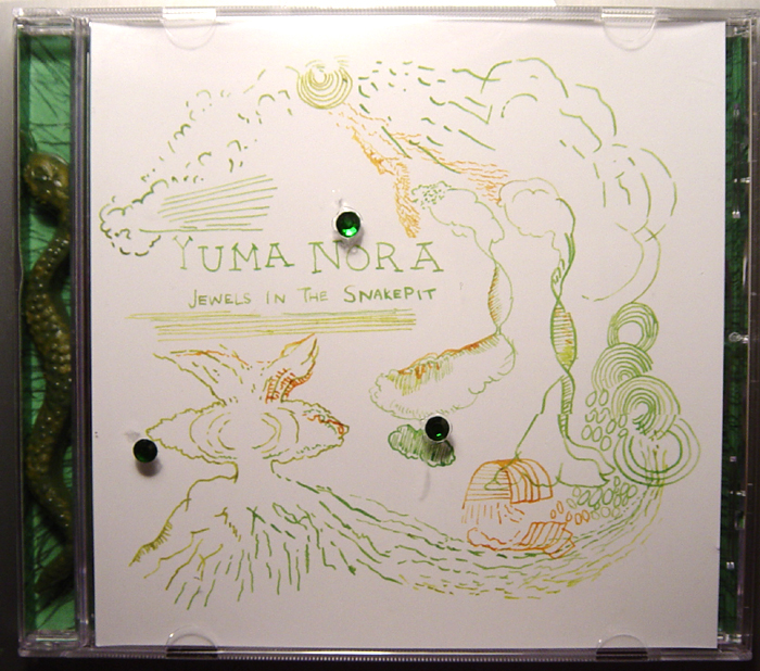YUMA NORA - JEWELS IN THE SNAKEPIT