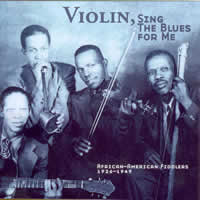 VARIOUS - VIOLIN, SING THE BLUES FOR ME