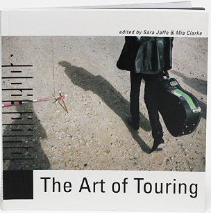 VARIOUS - THE ART OF TOURING BK/DVD