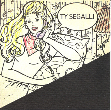 TY SEGALL - CENTS