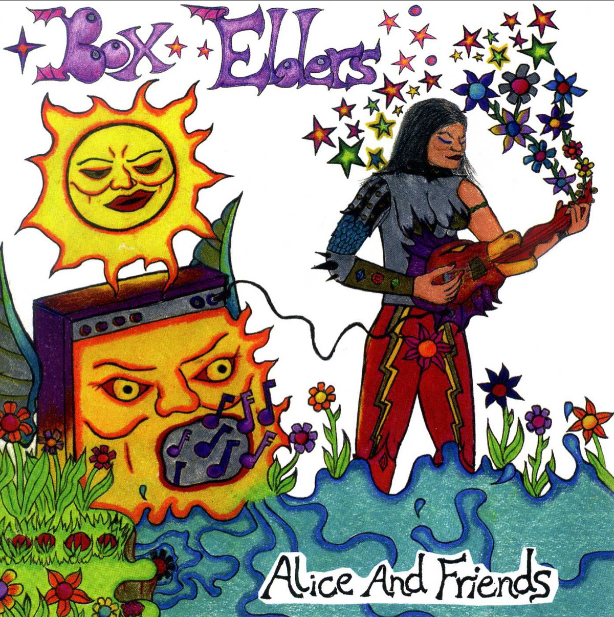 BOX ELDERS - ALICE AND FRIENDS