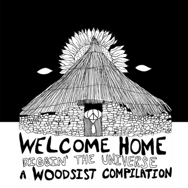 VARIOUS - WELCOME HOME / DIGGIN' THE UNIVERSE