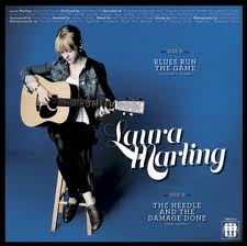 LAURA MARLING - BLUES RUN THE GAME/NEEDLE AND THE DAMAGE DONE