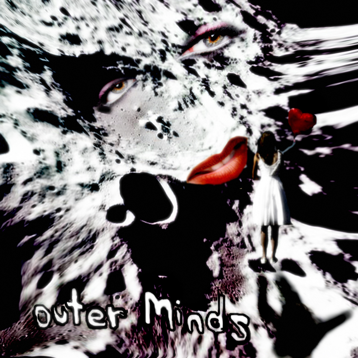 OUTER MINDS - BLOODSHOT EYES
