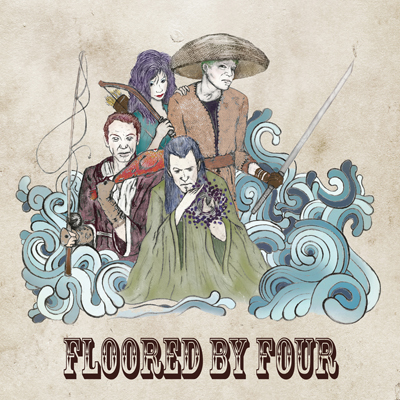 FLOORED BY FOUR - S/T