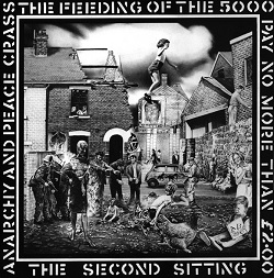 CRASS - THE FEEDING OF THE FIVE THOUSAND