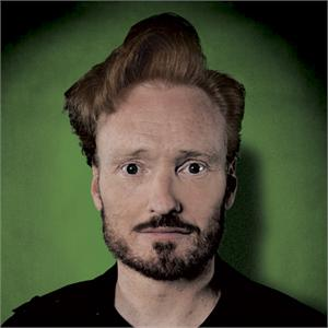 CONAN O'BRIEN - AND THEY CALL ME MAD