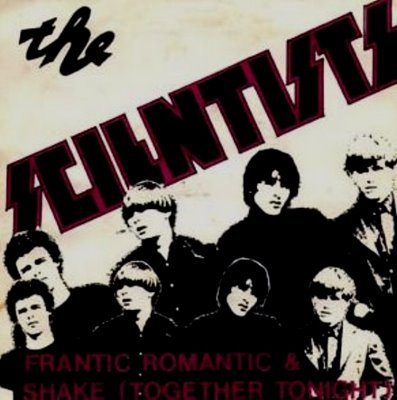 SCIENTISTS, THE - FRANTIC ROMANTIC / SHAKE (TOGETHER TONIGHT)
