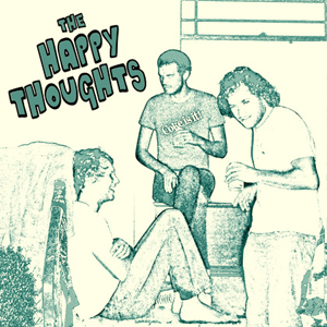 THE HAPPY THOUGHTS - S/T