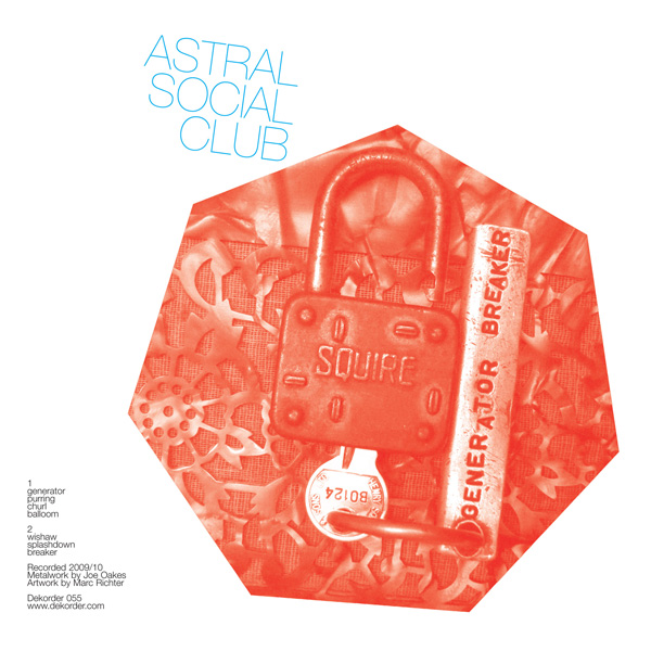 ASTRAL SOCIAL CLUB - GENERATOR BREAKER