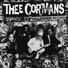 THEE CORMANS - HALLOWEEN RECORD W/SPECIAL EFFECTS
