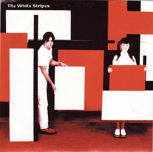 THE WHITE STRIPES - LORD SEND ME AN ANGEL / YOU'RE PRETTY GOOD LOOKING FOR A GIRL (TRENDY AMERICAN REMIX)