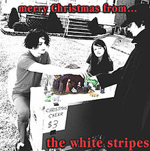 THE WHITE STRIPES - CANDY CANE CHILDREN / READING OF THE STORY OF THE MAGI,  SILENT NIGHT