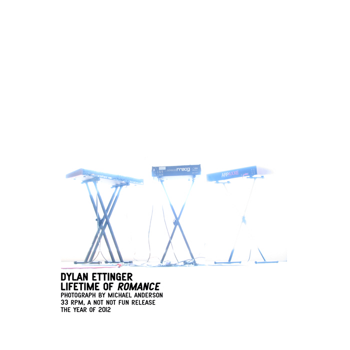 DYLAN ETTINGER - LIFETIME OF ROMANCE