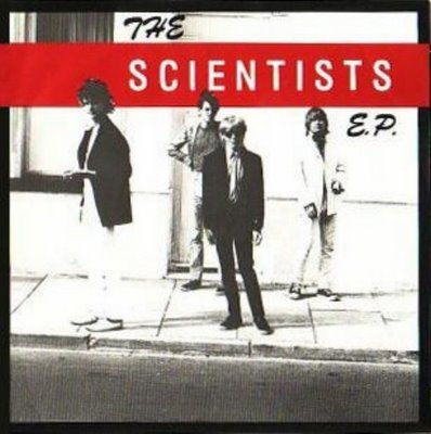SCIENTISTS, THE - EP