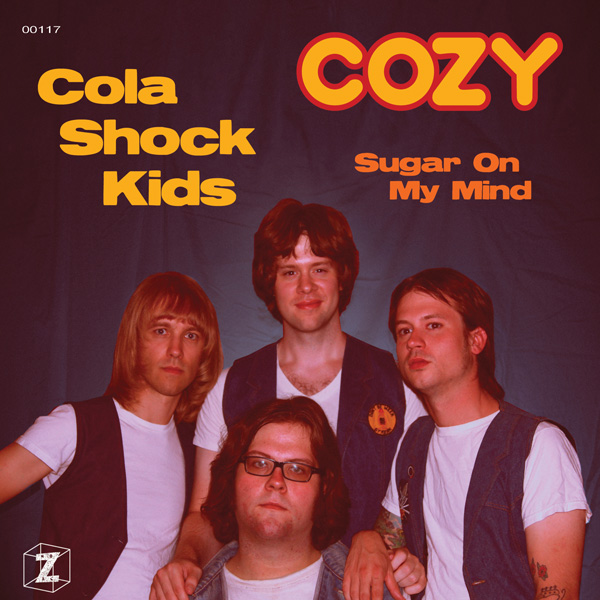 COZY - COLA SHOCK KIDS