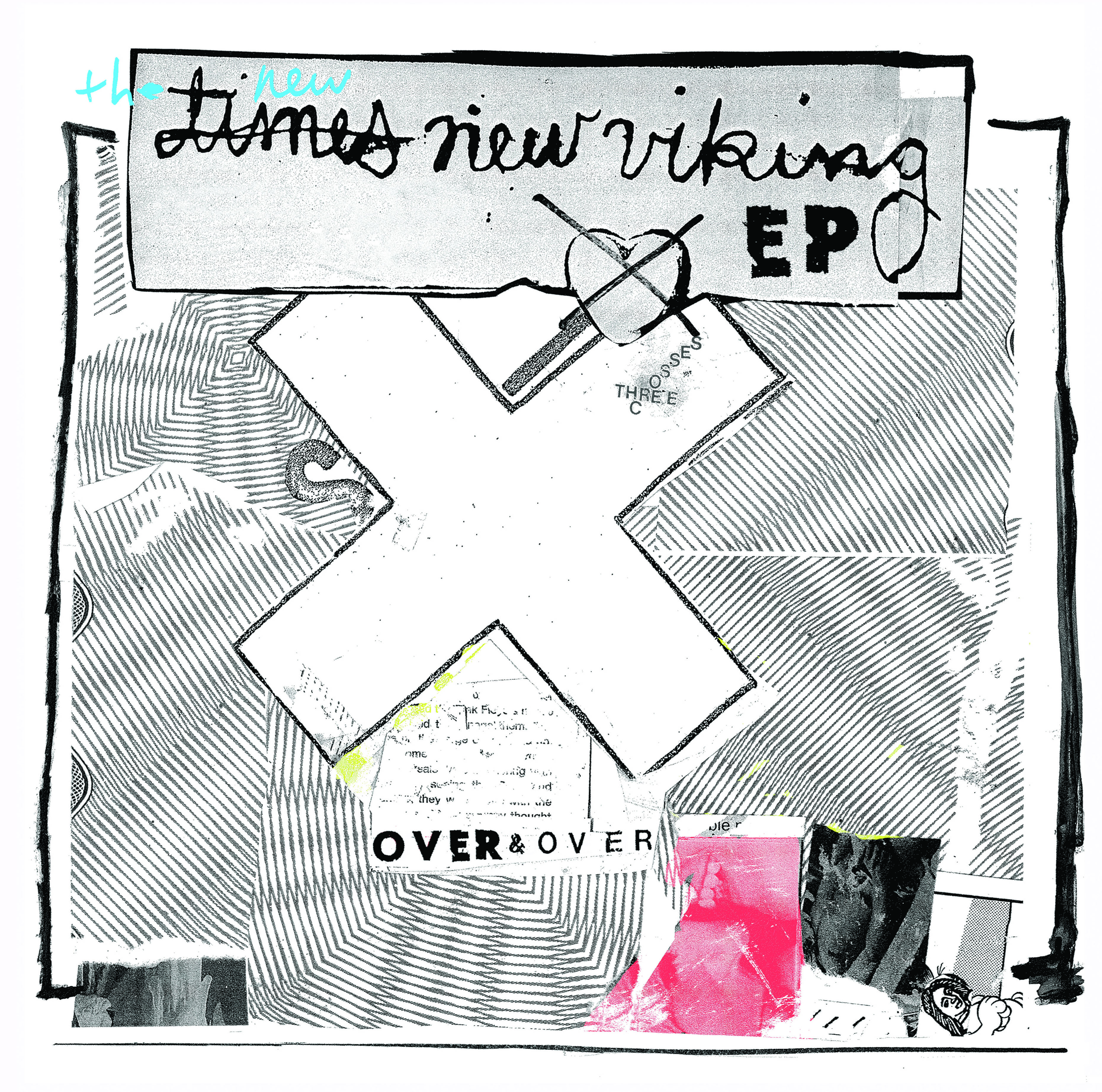 TIMES NEW VIKING - OVER & OVER