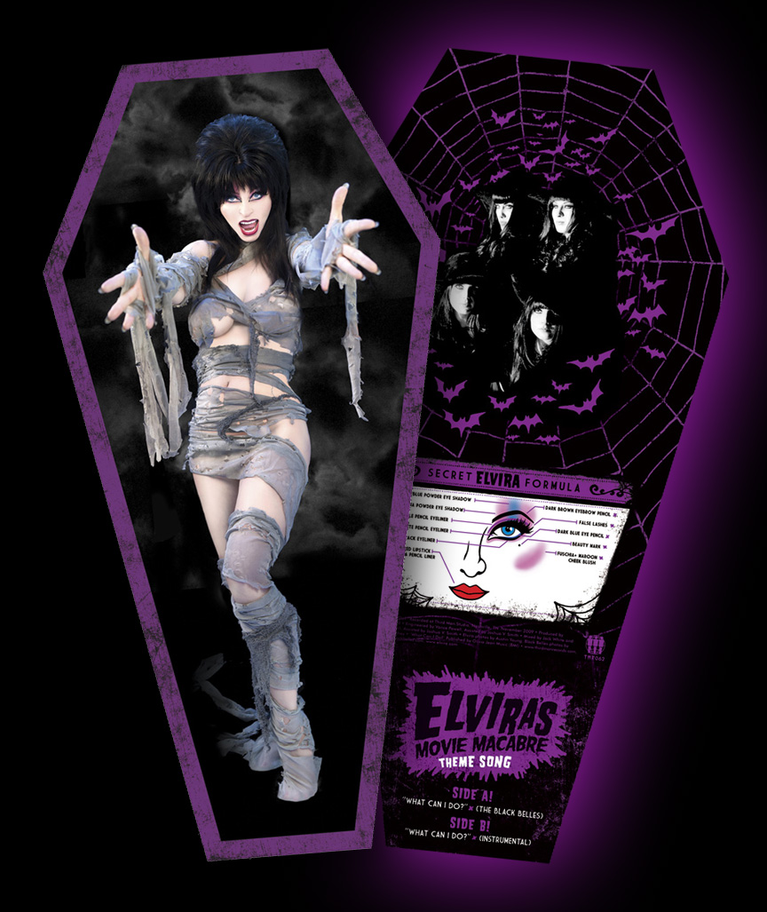 ELVIRA - PICTURE DISC