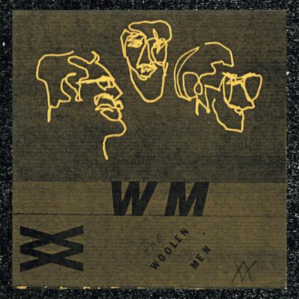 THE WOOLEN MEN - S/T